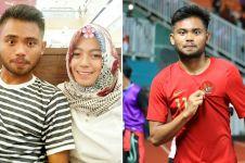 Intip kemesraan Saddil Ramdani bintang U-19 bareng pujaan hati