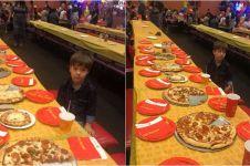 Kisah bocah yang ulang tahunnya tak didatangi temannya ini bikin haru