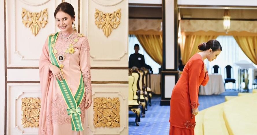 10 Momen sakral Rossa saat dapat gelar Dato Sri dari Kerajaan Malaysia