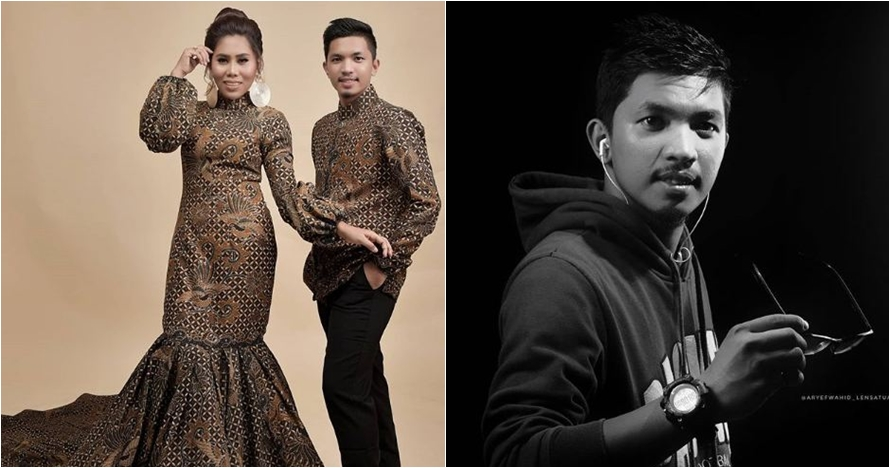 10 Fakta tentang Arief Hajrianto, suami Evi Masamba yang jadi sorotan