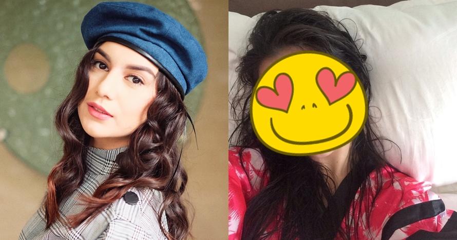 10 Pesona Irish Bella tanpa makeup, bukti cantiknya tak pudar