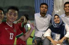 10 Aksi Rachmat Irianto, bek andalan Timnas U-19 putra Bejo Sugiantoro