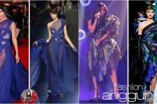 15 Gaun mewah Anggun C Sasmi, ada yang capai Rp 588 juta