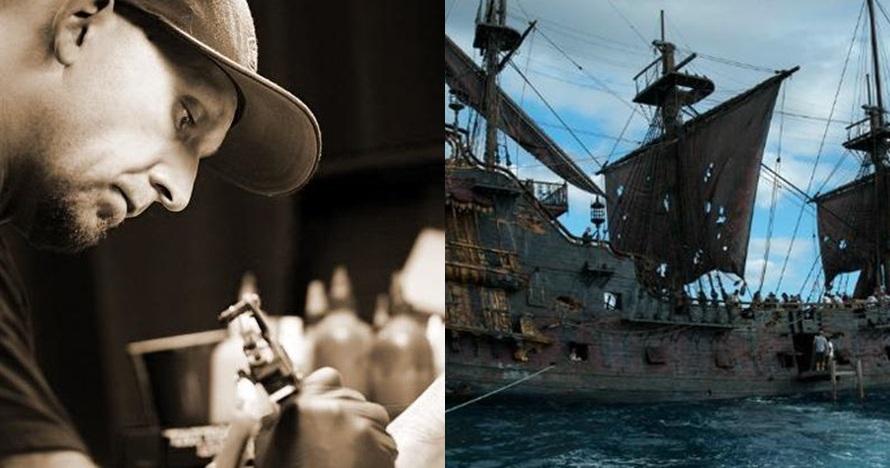 10 Potret pahatan kapal bajak laut ini bikin takjub, detail banget