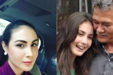 5 Momen kebersamaan Arumi Bachsin dengan almarhum ayahnya