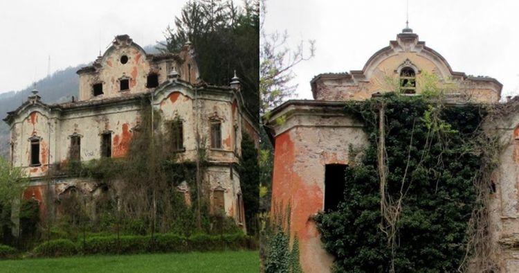 Rumah kosong ini dibuat tahun 1800, tiap malam terdengar suara piano