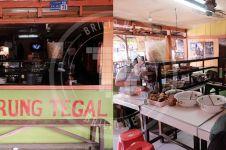 Warteg Glagahsari, warung Tegal legendaris pertama di Jogja