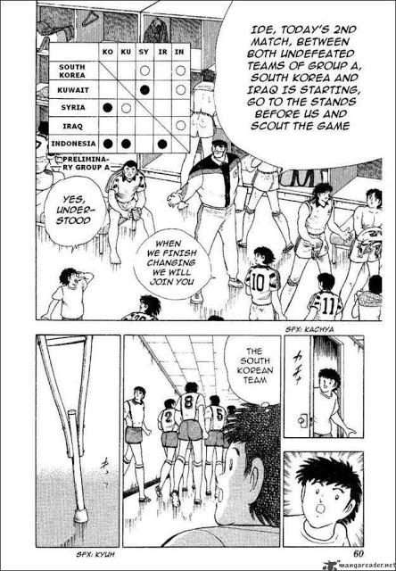 jepang vs indonesia dalam komik © istimewa