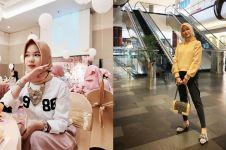 10 Pesona Zhadela Putri, pacar Asnawi Bahar bek andalan Timnas U-19