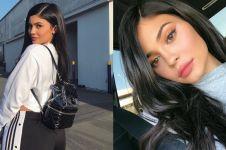 Jadi miliarder termuda, intip 10 gaya fashion mewah ala Kylie Jenner