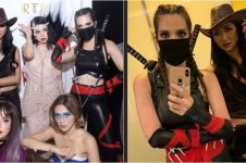 7 Gaya Nia Ramadhani dan Girl Squad rayakan Halloween, tetap memesona