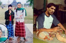 7 Editan kocak atlet dunia berpakaian ala santri, pakai sarung lho