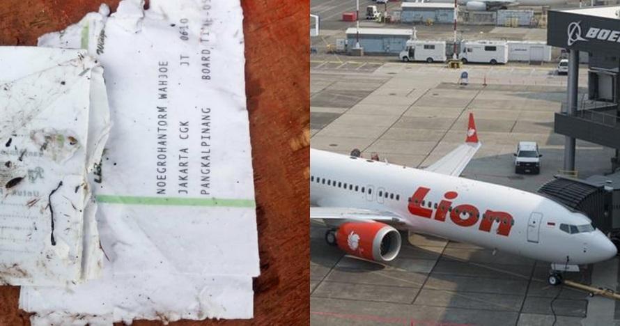 Lion Air JT 610 jatuh, ini ucapan duka 10 seleb Indonesia
