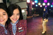 Unggahan terakhir Alfiani pramugari Lion Air JT 610, tentang 'gelap'