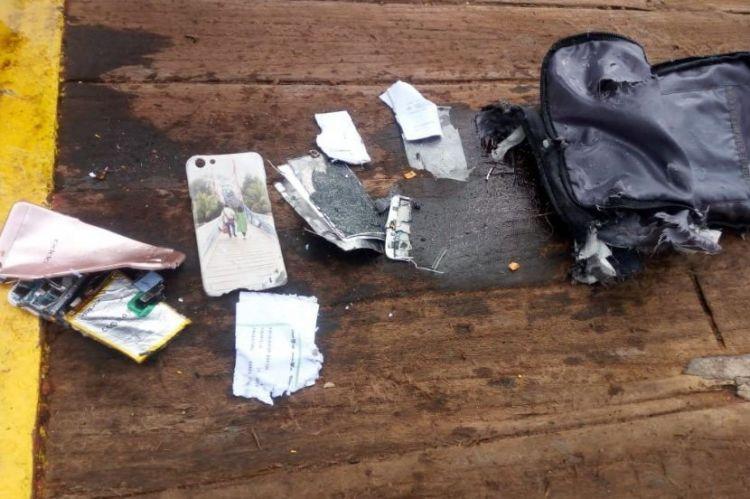 Potret barang yang ditemukan dari pesawat Lion Air JT 610 bikin sedih