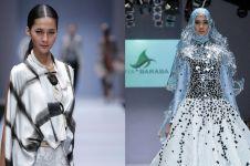 10 Potret Paula Verhoeven dalam balutan hijab, pesonanya memikat