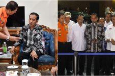 5 Momen Jokowi temui langsung anggota keluarga korban Lion Air JT 610