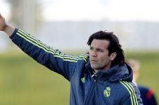Rekam jejak Santiago Solari pelatih sementara Real Madrid,  fans Messi