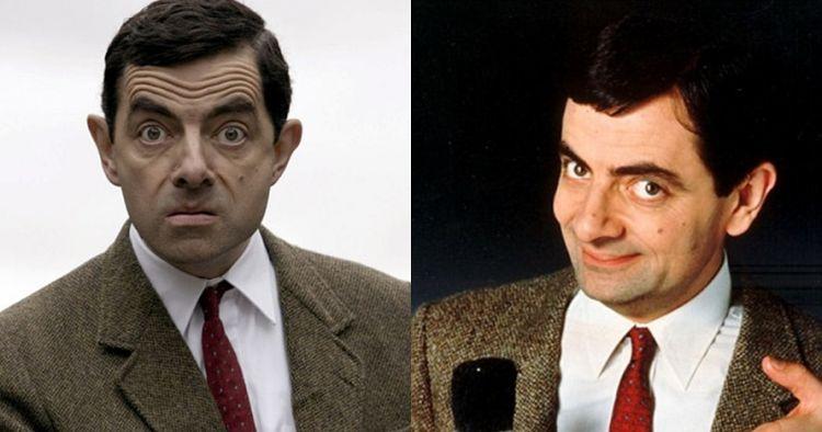 Perankan Mr Bean, 9 transformasi Rowan Atkinson dari muda hingga kini