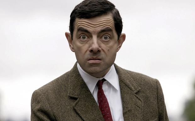 Mr.Bean istimewa