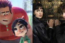 Ini deretan 8 film Hollywood yang akan rilis November 2018 mendatang