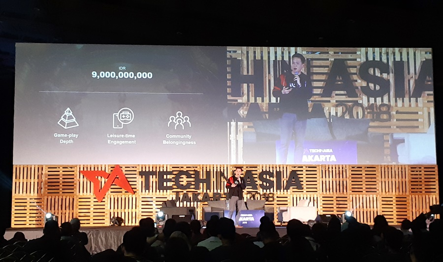 'Hujan' ilmu Tech in Asia Jakarta 2018, pencinta tekno & start up puas