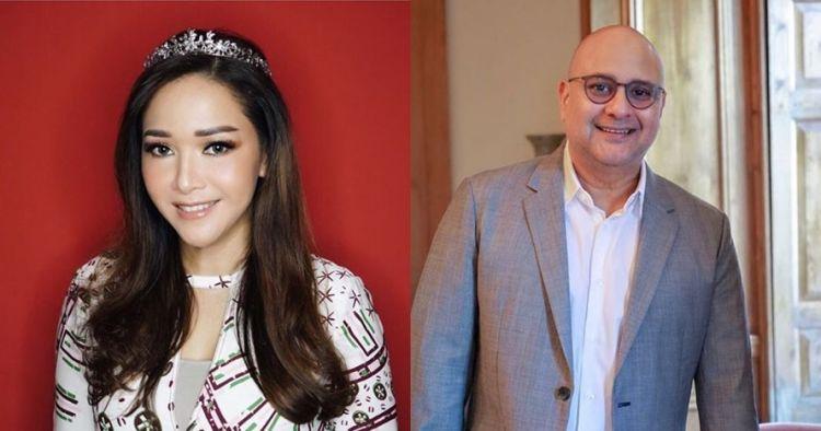 Resmi menjadi istri Irwan Mussry, Maia Estianty pamer foto keluarga