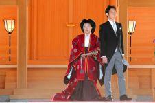 8 Momen Putri Jepang Ayako nikahi rakyat biasa, rela turun kasta