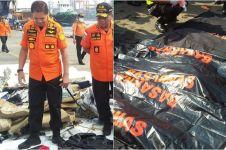Laporan terkini penemuan 24 kantong jenazah korban Lion Air JT 610