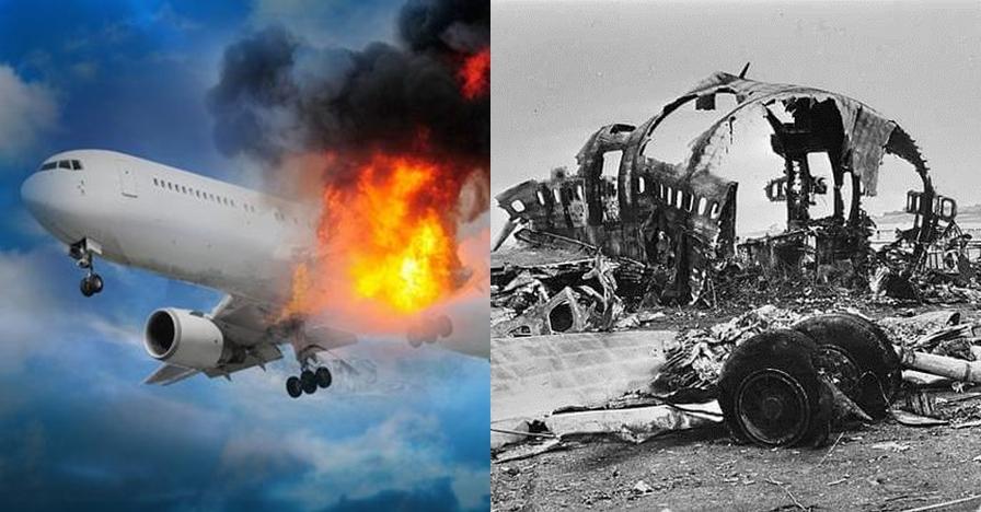 10 Kecelakaan penerbangan tragis di dunia, ada satu dari Indonesia