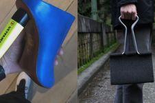 10 Desain fashion item ini absurdnya bikin geleng-geleng kepala