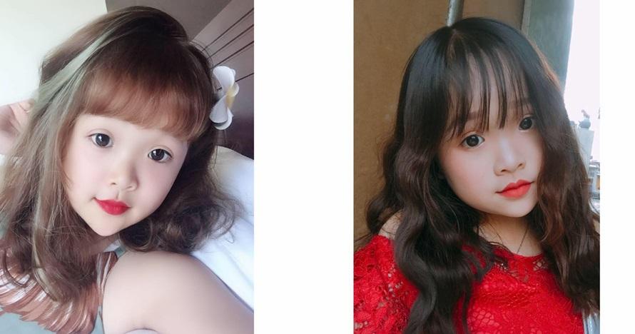 10 Potret Xiu Mishi, gadis 19 tahun yang parasnya mirip bocah SD