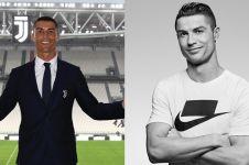 Punya 144 juta follower, ini tarif endorse Instagram Cristiano Ronaldo