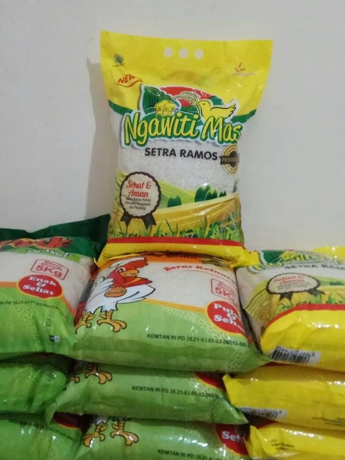 beras dibeli pakai uang suap Taufik © 2018 brilio.net