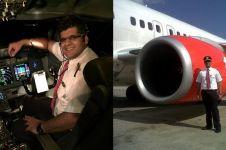 5 Gambaran sosok Bhavye Suneja, pilot Lion Air JT 610 di mata teman