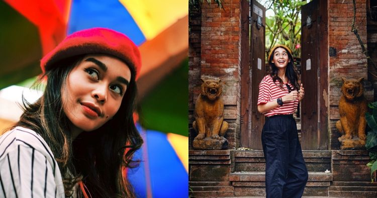Pengalaman Conchita Caroline naik Lion Air viral, ini fakta sebenarnya