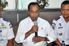 Buntut JT 610 jatuh, Menhub Budi Karya copot Direktur Teknik Lion Air