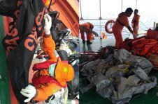 Satu korban jatuhnya Lion Air JT 610 berhasil diidentifikasi