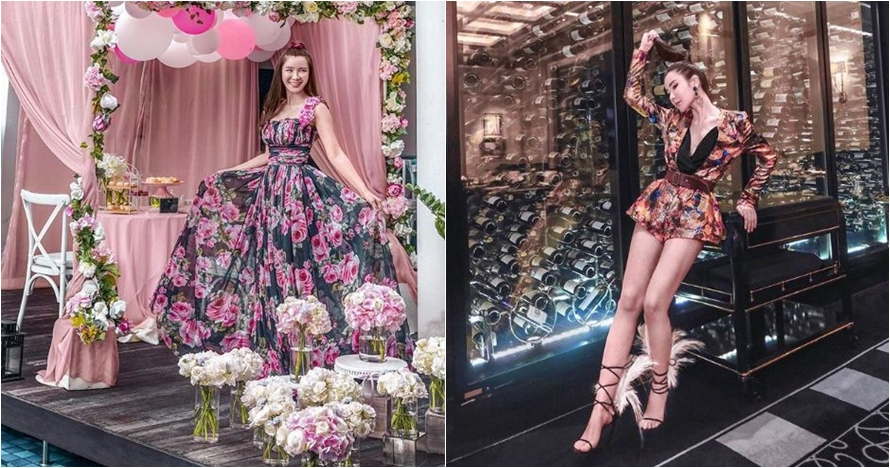 10 Koleksi baju mewah Jamie Chua, ada yang harganya Rp 185 juta