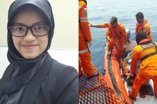 Jannatun korban Lion Air JT 610 di mata teman, sosok cerdas & periang