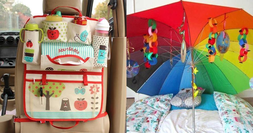 12 Ide bikin mainan dari benda sekitar, balita & anak-anak pasti suka
