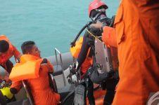 Detik-detik ditemukannya Black Box Lion Air JT 610 di Tanjung Karawang