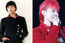 10 Transformasi idol K-Pop G Dragon, dari imut hingga ganteng