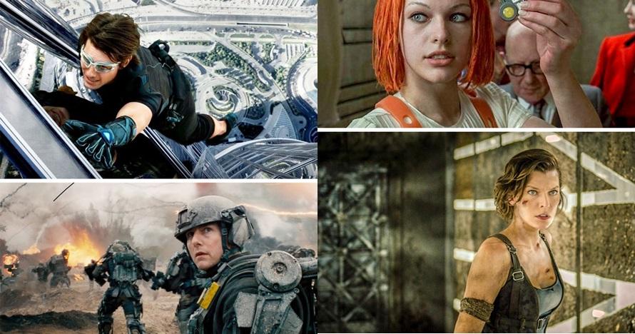 12 Aktor dan aktris Hollywod yang punya karakter sama di film berbeda