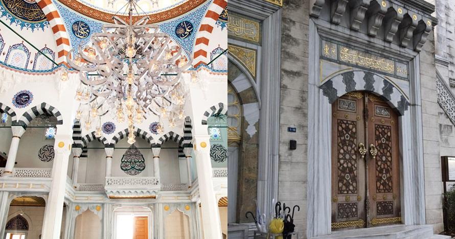 7 Fakta Masjid Camii Tokyo, tempat ijab kabul Maia Estianty