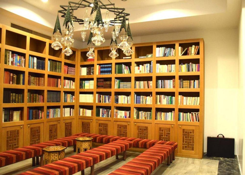 Masjid Camii istimewa