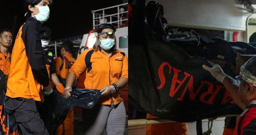 Daftar penemuan korban Lion Air JT 610 selama 4 hari pencarian