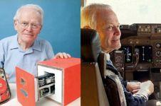 9 Fakta pencipta black box, tercetus dari kecelakaan pesawat ayahnya