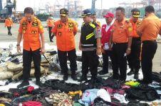 17 Potret barang yang ditemukan dari evakuasi pesawat Lion Air PK-LQP