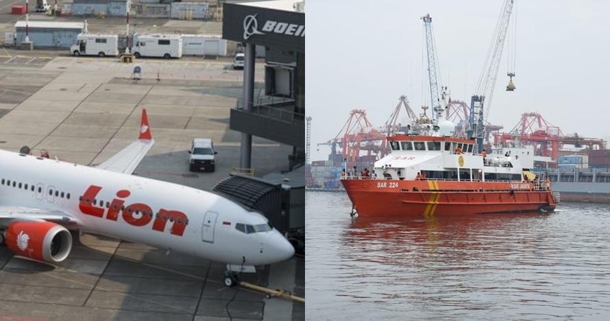 4 Kapal canggih ini digunakan untuk evakuasi pesawat Lion Air JT 610